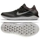Nike WMNS Free RN Flyknit 2018 Black/Grey/Gold 942839-005 Women's Running Shoes