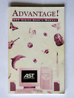 Vintage AST ADVANTAGE! 800 Series PC User's Manual, HDD / CDROM & Floppy Cables