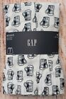 Mens Boxers Sz M 32 33 34 GAP 100% Cotton NIP Choose Pattern Elastic Waist