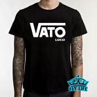 VATO LOCO SHIRT Parody TEE Funny Mexican Spanish Hispanic T-Shirt CHOLO