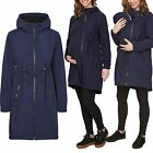 Mamalicious 3-in-1 softshelljacket carrying jacket pregnancy baby insert modern