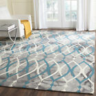 Designer Contemporary Watercolor Abstract Plush Wool Area Rug FREE SHIPPING