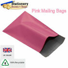 STRONG PINK Mailing Bags 10