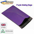 STRONG PURPLE Mailing Bags 10