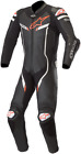 Alpinestars GP Pro V2 Leather Suit BLACK WHITE