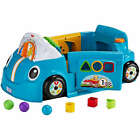 Fisher-Price Laugh & Learn Smart Stages Crawl Around Car BLUE / PINK