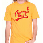 AVERAGE JOE'S GYM dodgeball joes vintage old school retro funny gift gym T SHIRT image