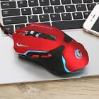 HXSJ Silence USB Wired Gaming Mouse Gamer Mice For PC Mac Laptop Game LOL