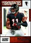 2019 Score Throwbacks NFL Football Card Singles You Pick Buy 4 Get 2 FREE $1.99 USD on eBay