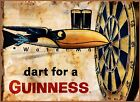 Toucan Dart For A Guinness Vintage Poster Print Art Classic Beer Advertising