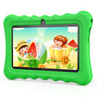 7'' Unlocked Kids Tablet PC Android 8.1 1GB+8GB Quad Core 2MP Camera WiFi BT TF