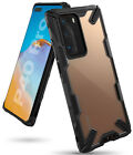 For Huawei P40 / P40 Lite / P40 Pro Case Ringke [FUSION-X] Shockproof Cover