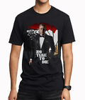 Hot James Bond No Time To Die 2020 Movie Poster T shirt Tee Black Size S to 2XL $14.5 USD on eBay