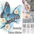 Watercolor Butterfly Temporary Tattoo Sticker Waterproof WomenChildren ArtBody d $1.04 USD on eBay