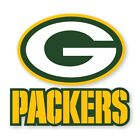 Green Bay Packers Decal / Sticker Die cut Logo Vinyl Football $17.95 USD on eBay