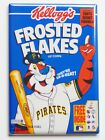 Pittsburgh Pirates Cereal FRIDGE MAGNET frosted flakes box on Ebay