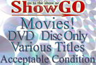 Movies & Shows #-F (DVD) *DISC ONLY* Acceptable Condition - Read Description $3.85 USD on eBay