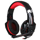 KOTION EACH Gaming Headphone Headset Stereo Game Earphone for PC Laptop W/mic