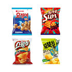 [Orion] Snack Pack(Cuttlefish Peanut Snack / Kkobukchips) / Korea Snack
