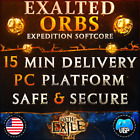 Exalted Orbs Path of Exile 🔥ULTIMATUM🔥 League | PoE Exalts Orb | Softcore | PC