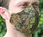 FixedPricedesigner face mask /cover,  reusable and washable , 100% cotton, triple layer