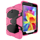 For Samsung Galaxy Tab A 10.1 10.5 T580 T510 Tablet Kickstand Armor Case Cover