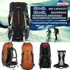 OUTAD 55L+5L/60+5L Outdoor Mountaineering Hunting Camping Hiking Backpack Bag US
