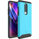 for OnePlus 8, TUDIA Slim-Fit MERGE Dual Layer Protective Cover Case