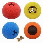 EY_ Pet Dogs Puppy Funny Rubber Ball Teeth Molar Clean Bite Play Interactive Toy