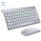 Ultra-thin 2.4G Wireless Bluetooth Keyboard for iPad Android Windows Notebook cf