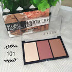 Makeup Blush Bronzer & Highlighter Contour Cosmetic 3 Power Newly Palette C3V2