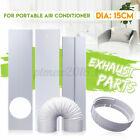 Dia 15cm Window Adaptor / Window Slide Kit Plate For Portable Air Conditioner