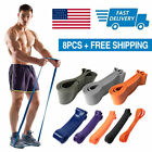 Fitness Resistance Bands Assisted Pull Up Band Power Lifting Exercise Thera Band image