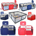 Kyпить Kids Baby Playpen Safety Play Yard Activity Center Foldable Indoor Outdoor Toys на еВаy.соm