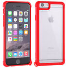 STM Dux iPhone 6/6S Plus Case - Clear Red