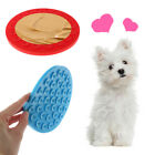 Sink Toy Bones Shower Grooming Pet Food Mat Feeder Bowl Silicone Dog Feeding