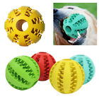Playing Indoor Outdoor Training Pet Chew Teeth Cleaning Feeding Dog Ball Toy