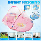 Foldable Infant Baby Mosquito Net Tent Travel Instant Crib Mattress Bed Canopy W image