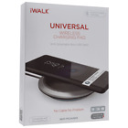 Wireless Charging Pad Faux LEATHER - QI Fast - iWALK UNIVERSAL **VETERAN OWNED**
