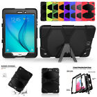 Fr Samsung Galaxy T350 T550 Full Screen Protector Hybrid Rugged Stand Case Cover