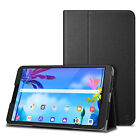 Folio Case for LG G Pad 5 10.1'' Tablet Smart Cover Stand Auto Wake/Sleep