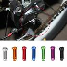 Bicycle Brake Cable End Caps Al Alloy Bike Shifter Inner Cable Tips 50 Pcs/set
