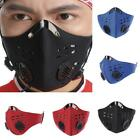 Adult Face Mask for Adults with Filter Unisex Carbon Reusable Air Valve Washable