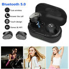 Kyпить Bluetooth 5.0 Headset TWS Wireless Earphone Stereo Sport IPX5 Headphones Earbuds на еВаy.соm