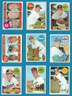 1969 Topps High Numbers (589 to 664) U Pick (1)