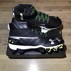 Under Armour UA 2019 Harper 3 Mid RM Adult Baseball Cleats Molded Men's Size