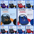 Choose NCAA Teams COZY COVER  Little Scholars  Fleece Lined Infant Carrier Cover