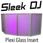 PLEXIGLASS - Cheap - DJ Frontboard - Screen - Facade - DJ Front Board - DJ Cover