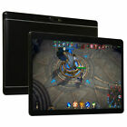 """10.1"""" inch WIFI HD Game Tablet Android 8.0 Pad 4+64GB SIM GPS Dual Camera"""