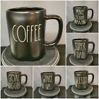 Kyпить RAE DUNN BLACK MUGS на еВаy.соm